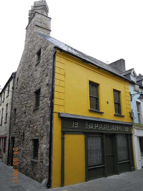 17th century house, Ennis, Co. Clare