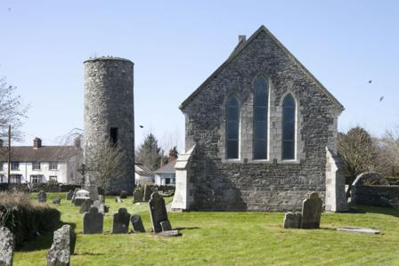 Inishkeen Round Tower, Co. Monaghan
