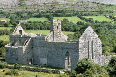 Corcomroe Abbey, Co. Clare