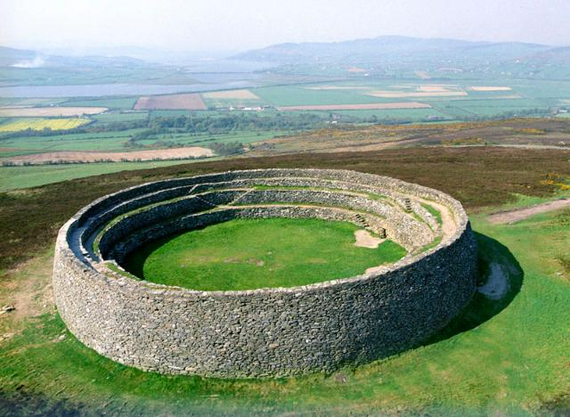 Grianán of Aileach, Co Donegal
