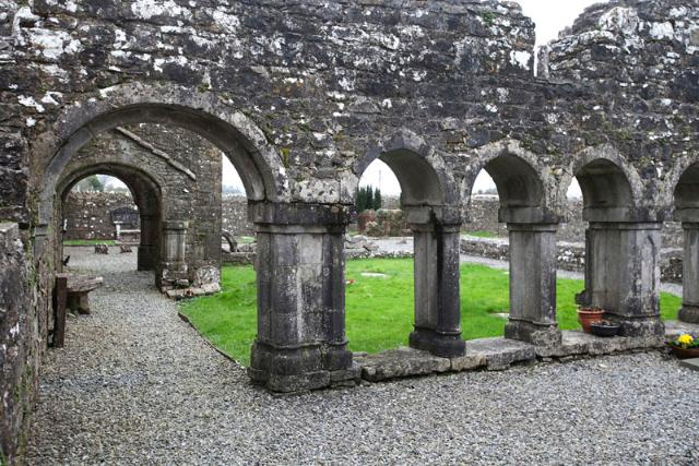 Kilconnell Friary, Co Galway