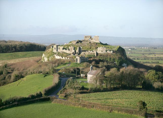 The Rock of Dunamase 1, Laois