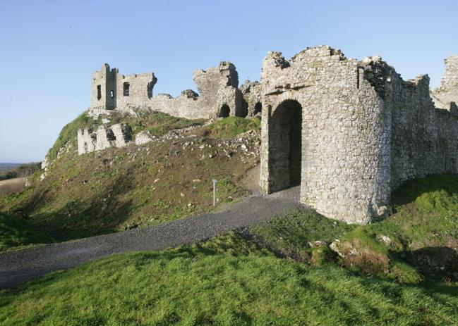 The Rock of Dunamase 3, Co. Laois