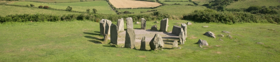 Drombeg Stone Circle, Co. Cork