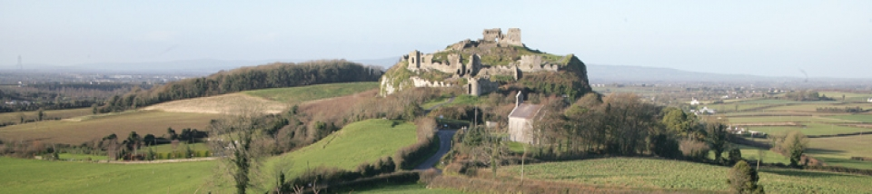 Rock of Dunamase, Co. Laois