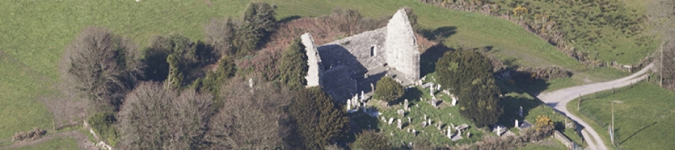 Aghowle Church, Co. Wicklow
